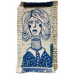 Archetypal Anne, Carved porcelain