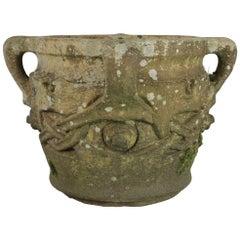Archibald Knox Design For Liberty Compton 'Olaf' Terracotta Garden Pot