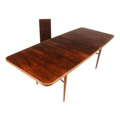 Archie Shine by Robert Heritage Rosewood Mid Century Dining Table