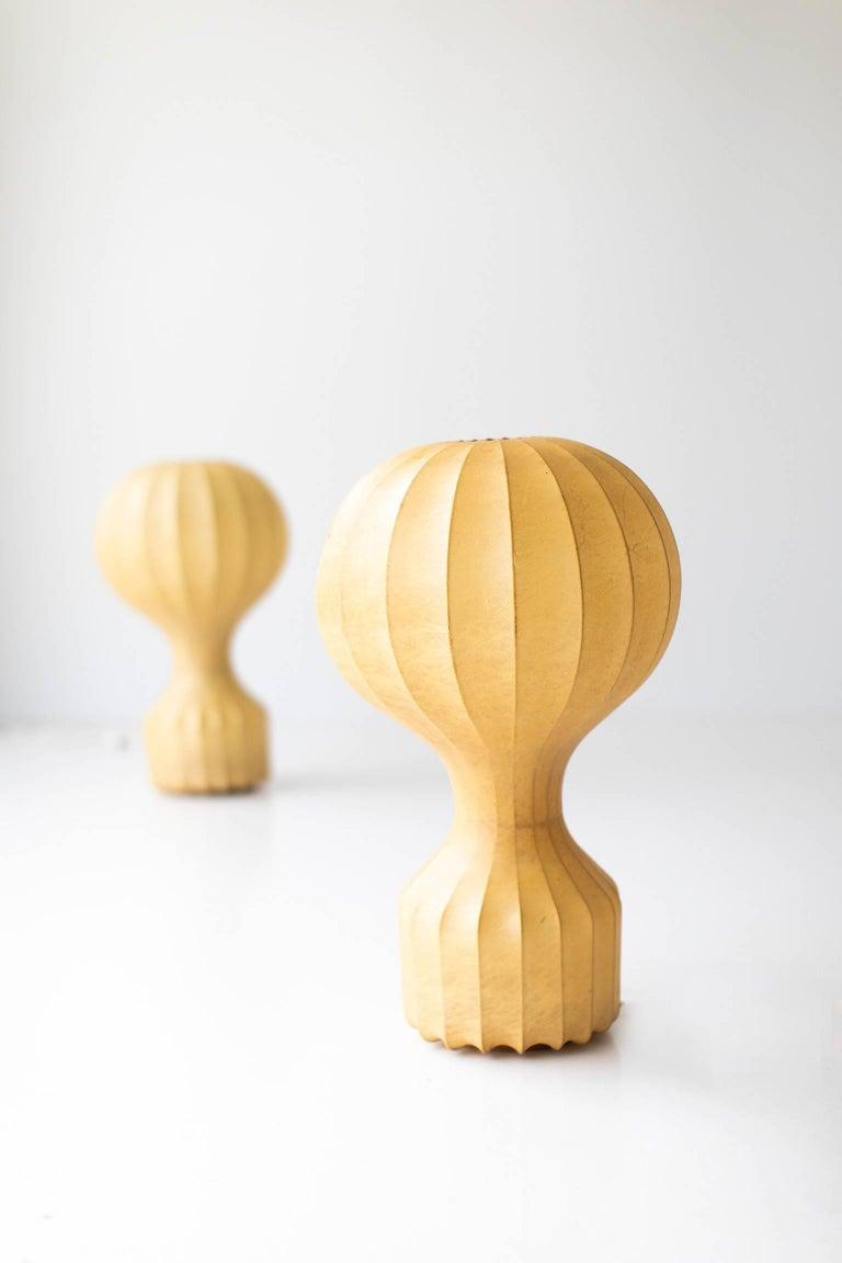 Archille & Pier Giacomo Castiglioni for Flos Gatto Lamps For Sale 3