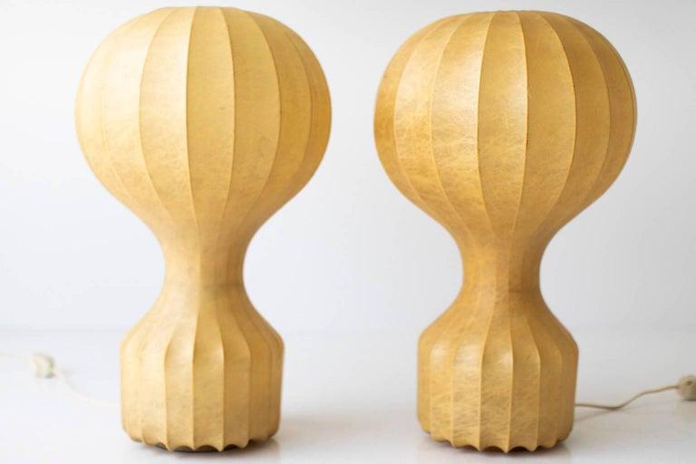 Archille & Pier Giacomo Castiglioni for Flos Gatto Lamps For Sale 1