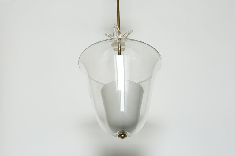 Archimede Seguso Ceiling Pendant For Sale 2