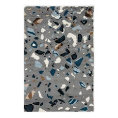 Archipelago, Wolle Shaggy Berber Teppich im skandinavischen Design
