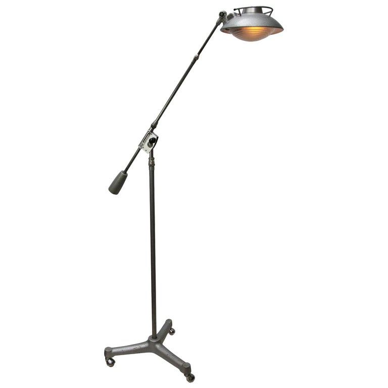 Architect Floor Light by Ferdinand Solère for SOLR No. 219R For Sale