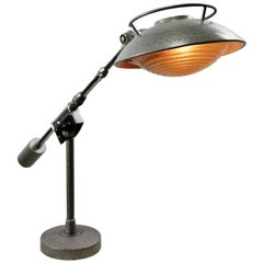 Architect table desk light by Ferdinand Solère for SOLR no. 202