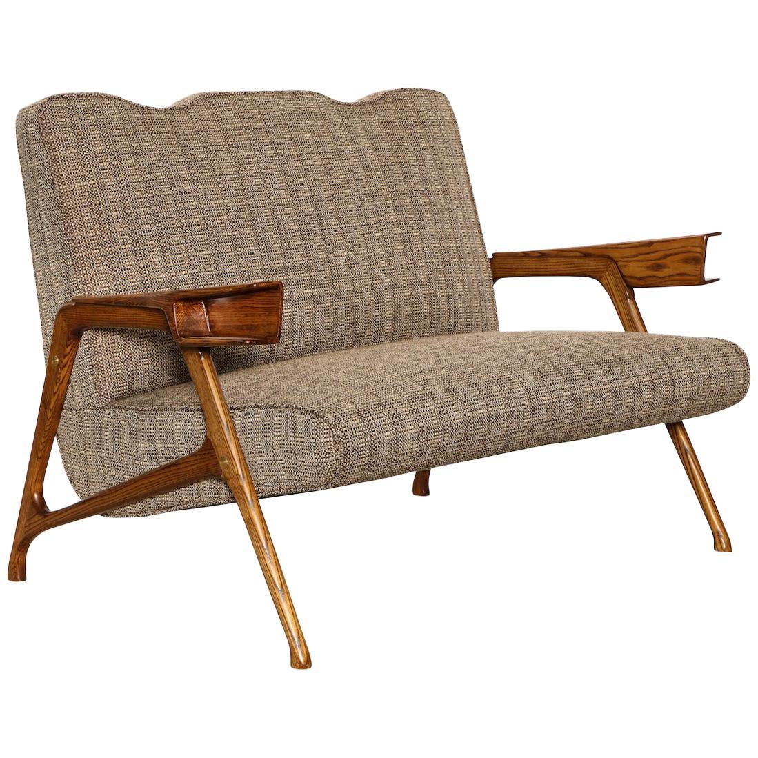 Architectural 2-Seat Sofa