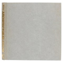 Architectural Color by Tom Porter, Stated First Printing