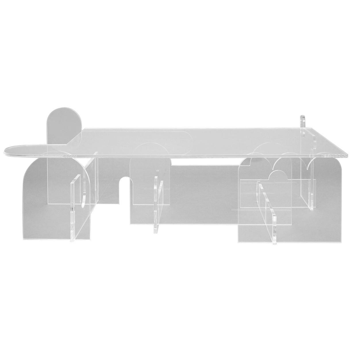 Architectural Design Coffee Table