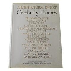 Architectural Digest Celebrity Homes