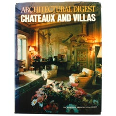 Architectural Digest Chateaux and Villas, Stated First Edition