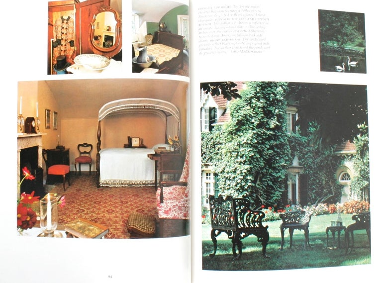 Architectural Digest Historic Interiors by Paige Rense, First Edition For Sale 7