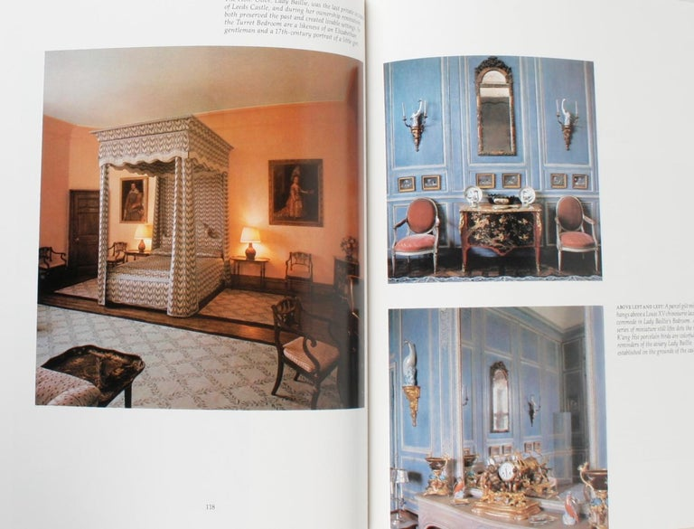 Architectural Digest Historic Interiors by Paige Rense, First Edition For Sale 10