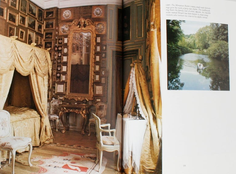 Architectural Digest Historic Interiors by Paige Rense, First Edition For Sale 12