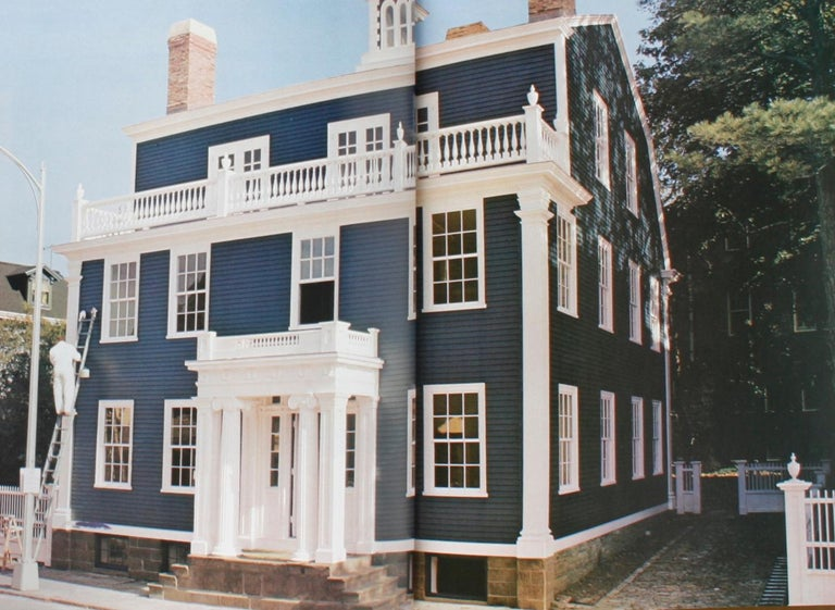 Architectural Digest Historic Interiors by Paige Rense, First Edition In Good Condition For Sale In Kinderhook, NY