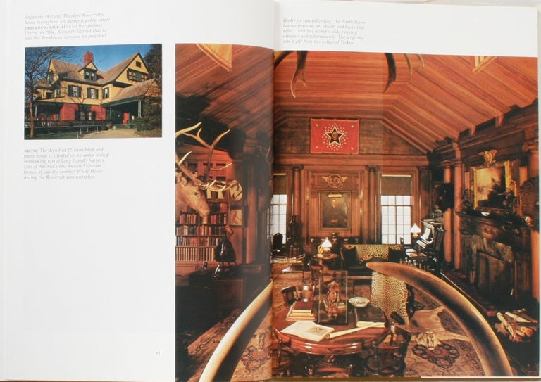 Paper Architectural Digest Historic Interiors by Paige Rense, First Edition For Sale