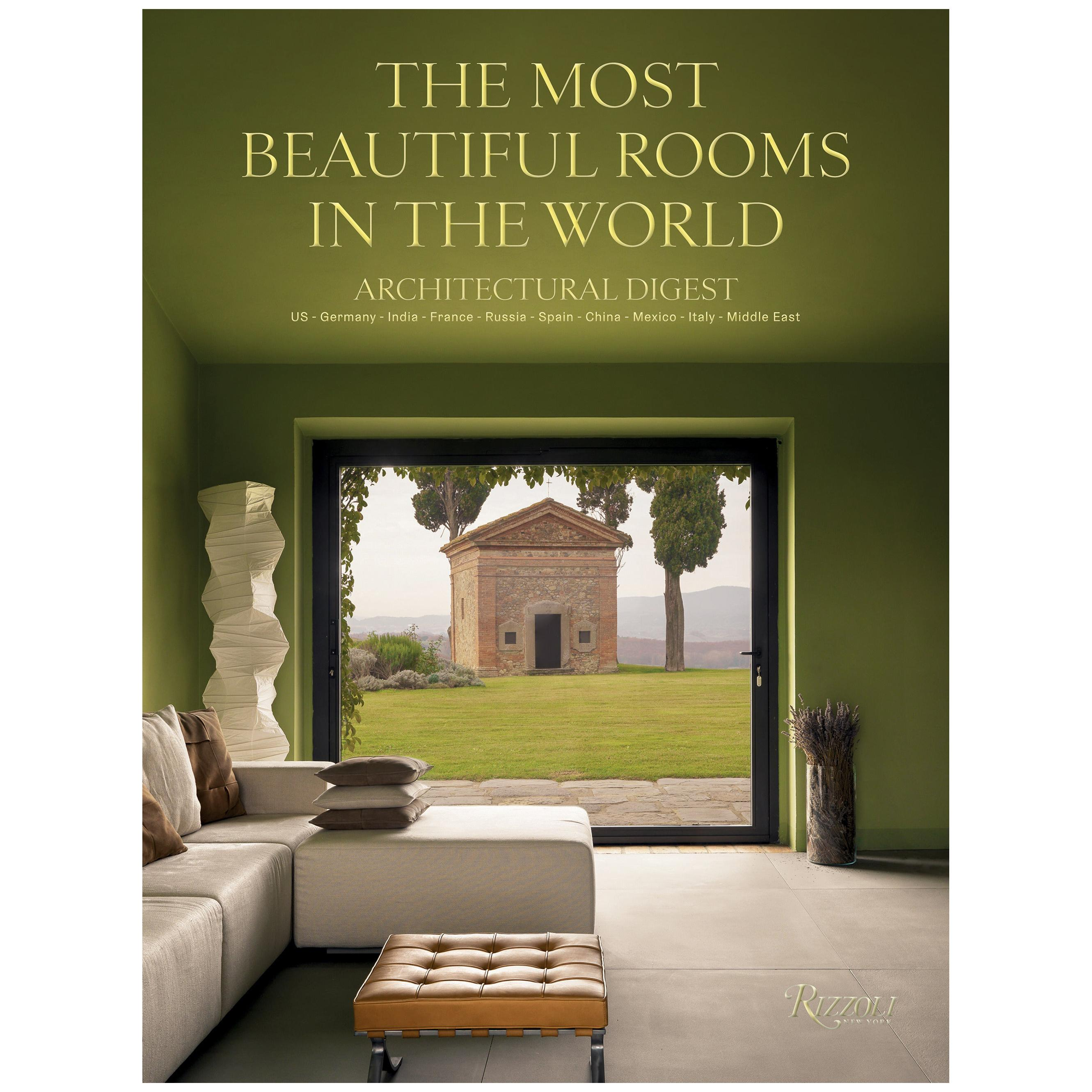 Architectural Digest The Most Beautiful Rooms in the World