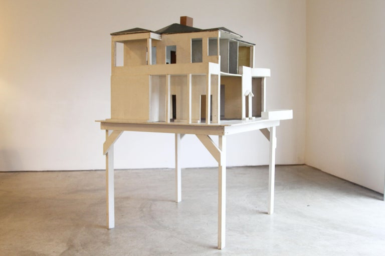 Architectural Eames House Model / Dollhouse For Sale 4