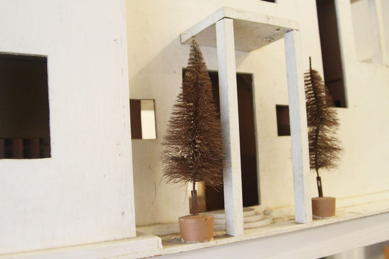 Architectural Eames House Model / Dollhouse For Sale 6