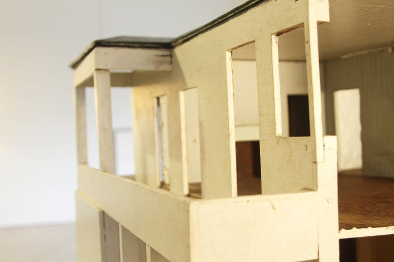 Architectural Eames House Model / Dollhouse For Sale 9