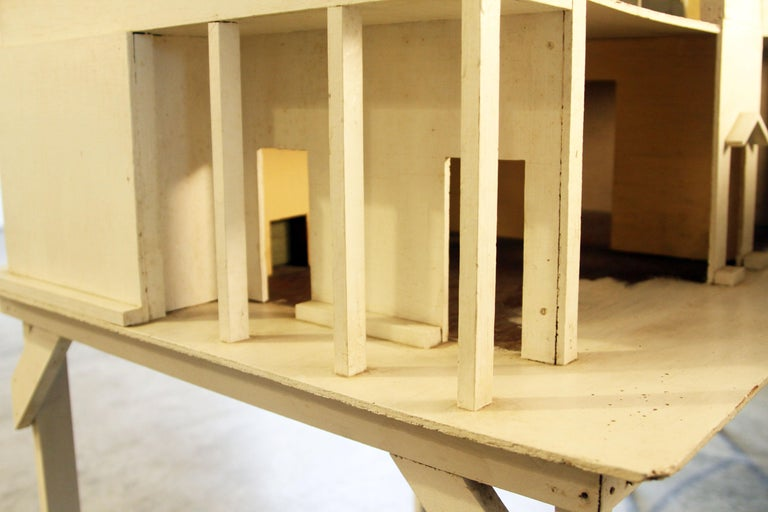 Architectural Eames House Model / Dollhouse For Sale 11