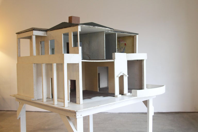 20th Century Architectural Eames House Model / Dollhouse For Sale