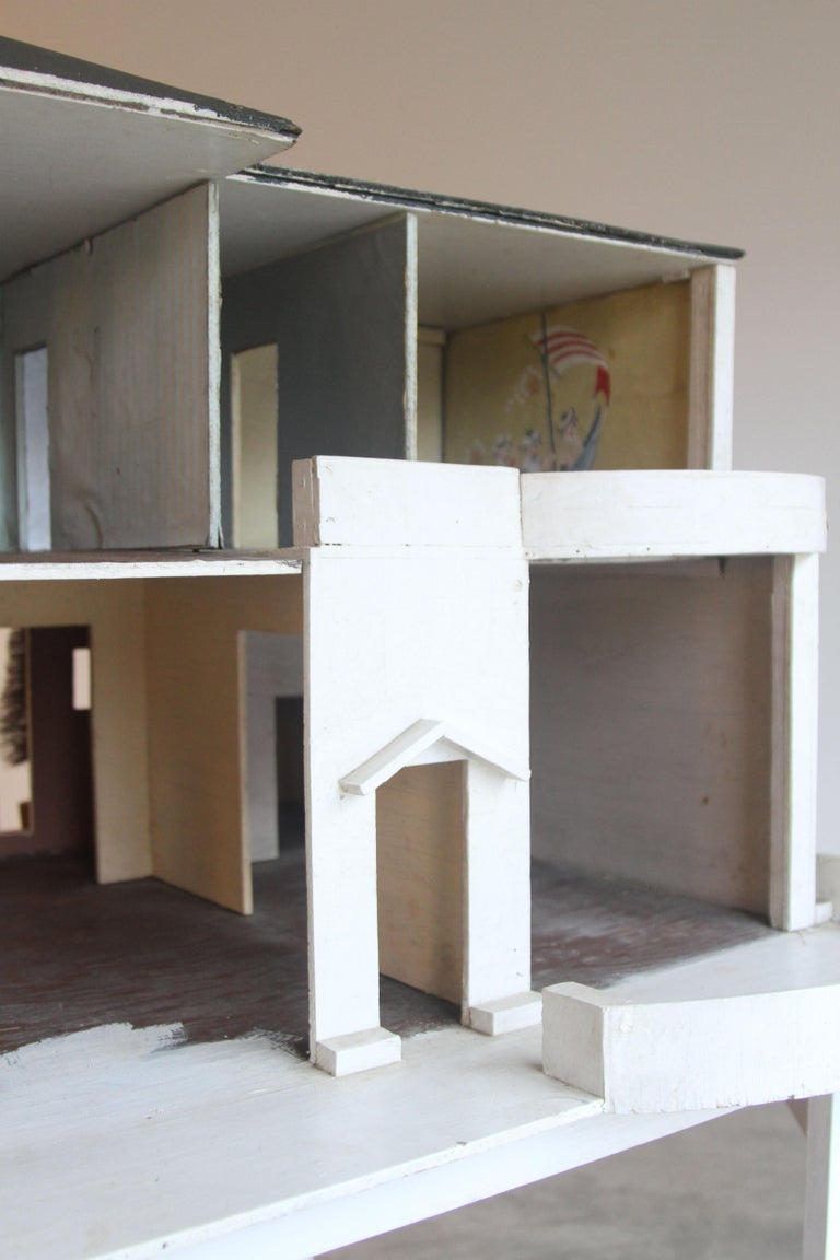 Architectural Eames House Model / Dollhouse For Sale 2