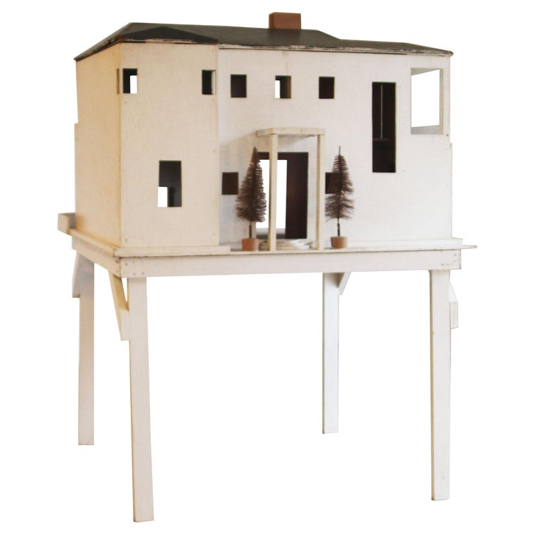Architectural Eames House Model / Dollhouse For Sale