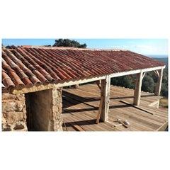 Architectural Elements, Rooftiles, Antique
