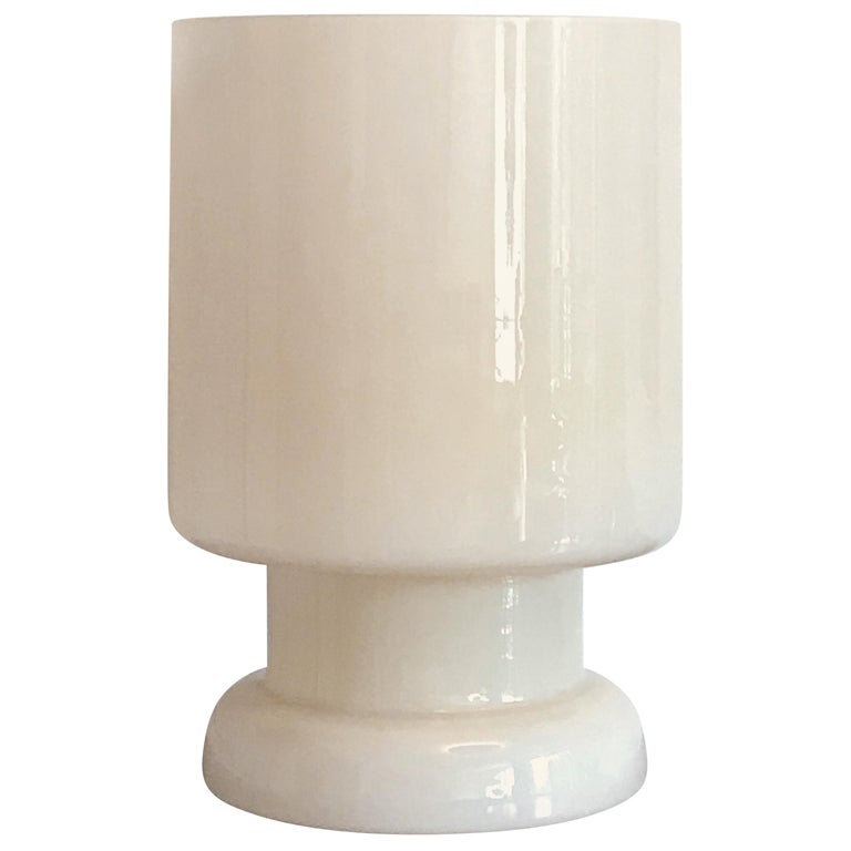 Vetri Murano Architectural Glass Lamp For Sale