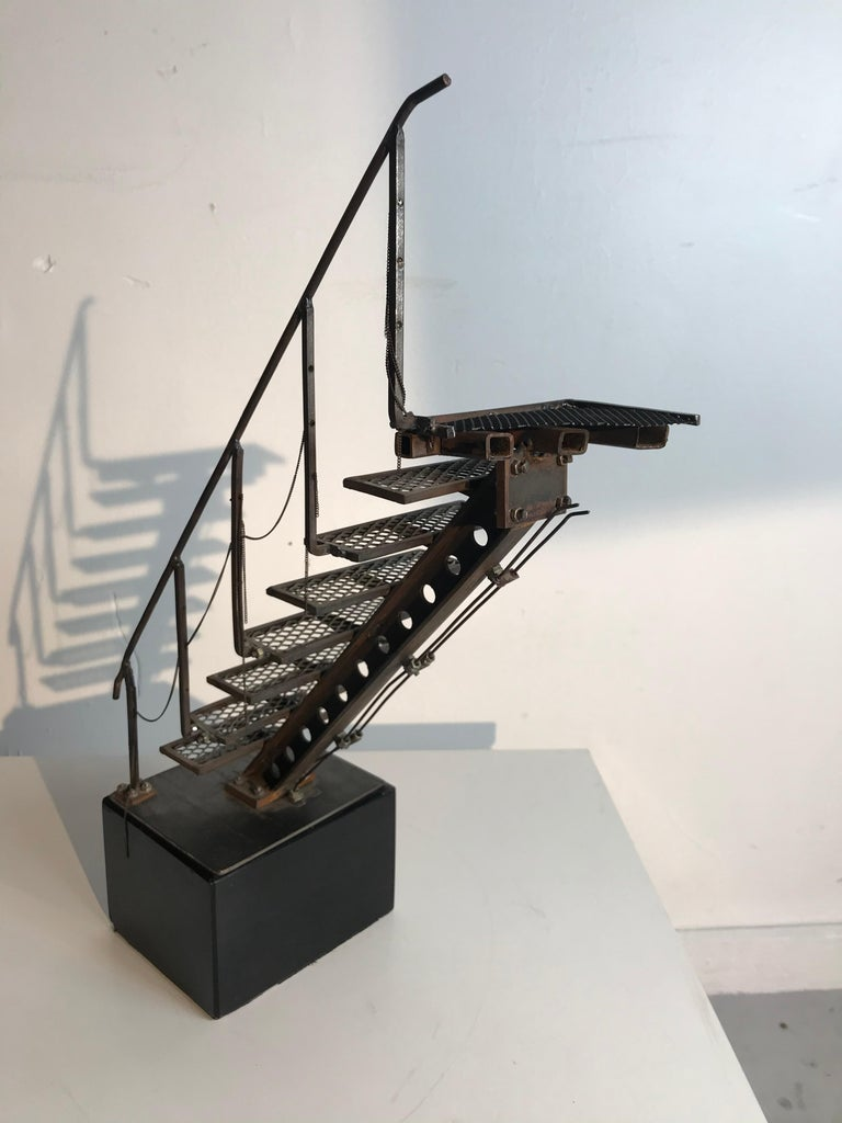 Architectural Model, Artist Handmade Sculpture,