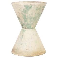 "Architectural Pottery ""Double Cone"" Planter by LaGardo Tackett"