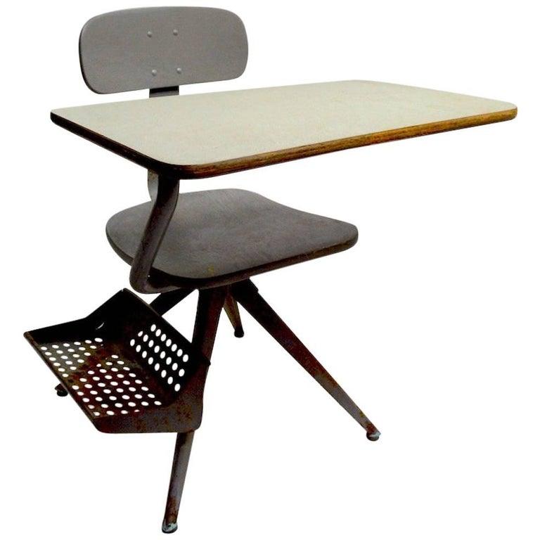 Architectural School Desk after Prouve