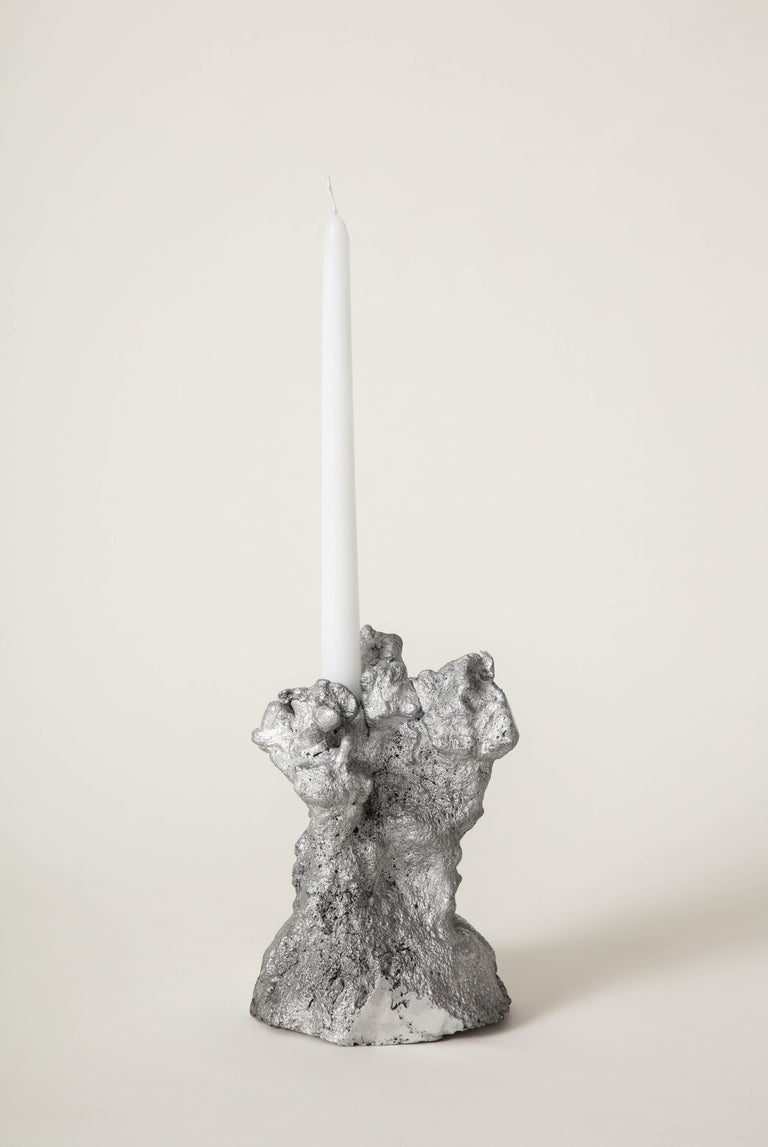 Modern Architecture of Song, The Intern Candleholder by The Principals and Angel Olsen For Sale