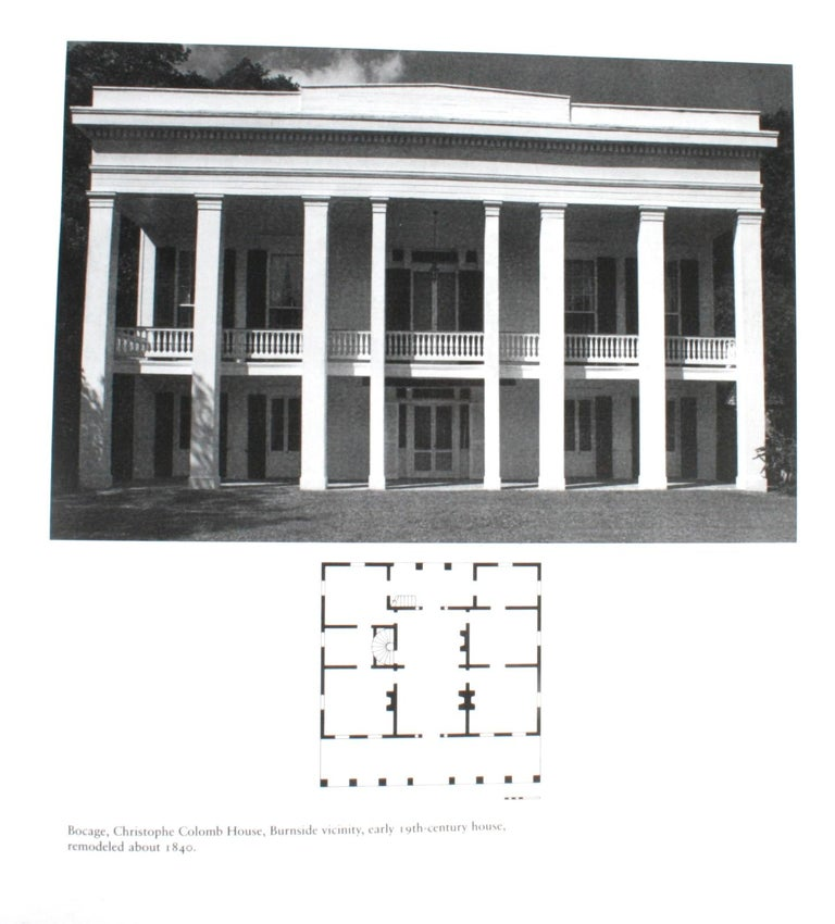 Architecture of the Old South, Four First Editions 9