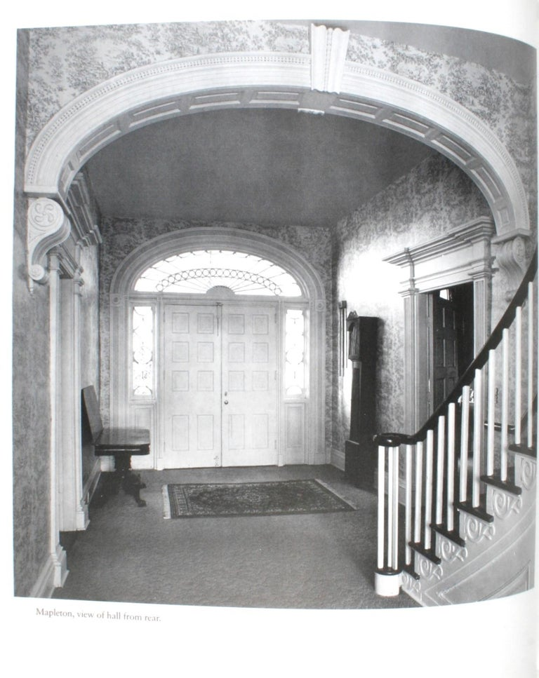 Architecture of the Old South, Four First Editions 2