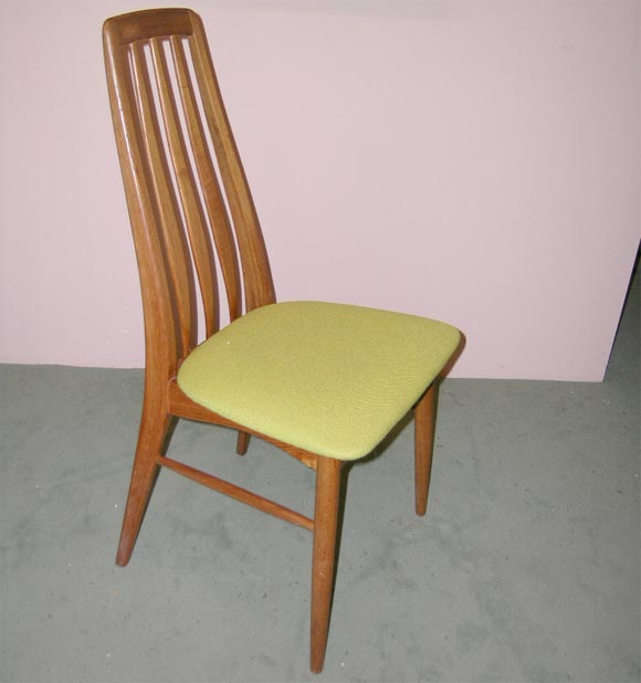 set of four danish modern dining room chairs at 1stdibs