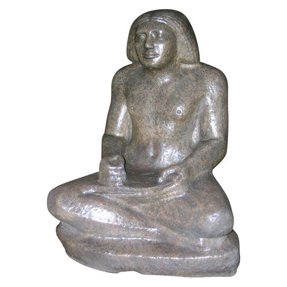 Grand Tour Egyptian Figure