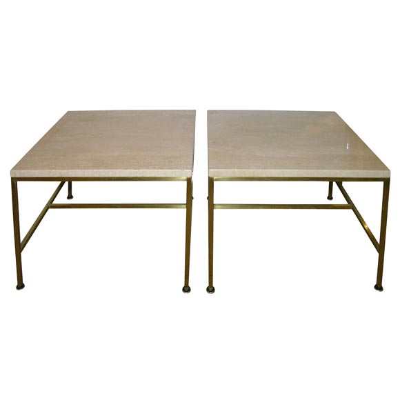Pair of Occasional Tables by Paul McCobb for Directional