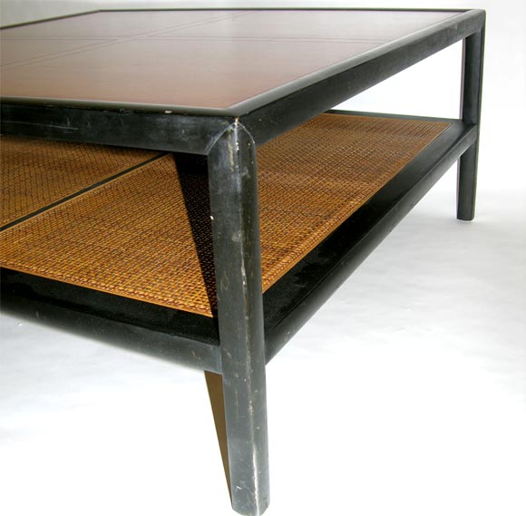 Square Cocktail Table By Michael Taylor For Baker Furniture