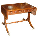 19th Century English Sofa Table