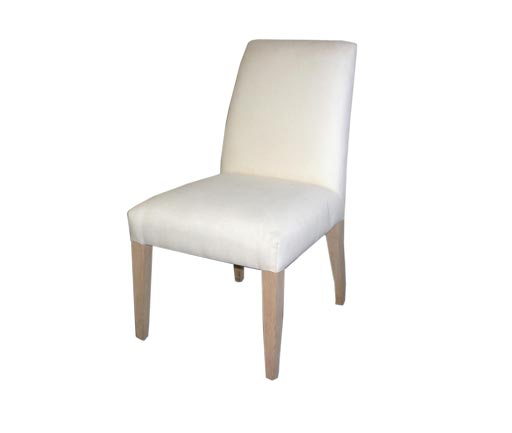 Briana comfortable upholstered dining side chairs for for Comfortable chairs for sale