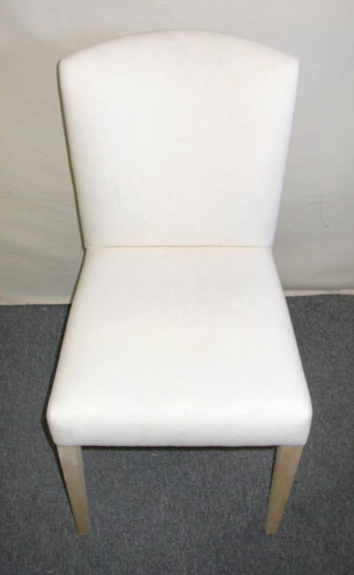 Lauren fully upholstered dining side chairs for sale at for Upholstered dining chairs for sale