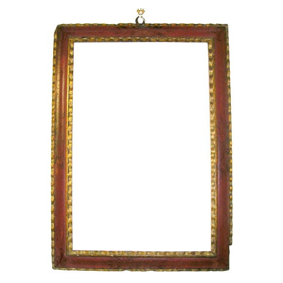 Glasses Frame In Spanish : 17th century Spanish Frame at 1stdibs