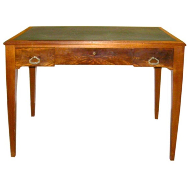 Mahogany Desk For Sale