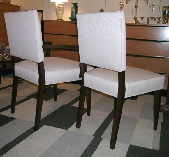 Set of six dining chairs by eliel saarinen at 1stdibs for Eliel saarinen furniture