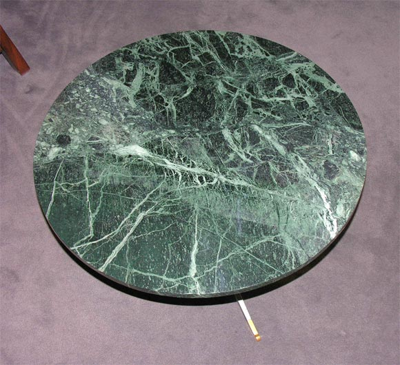 Jules Leleu, Coffee table, France, c. 1960 In Good Condition In New York, NY