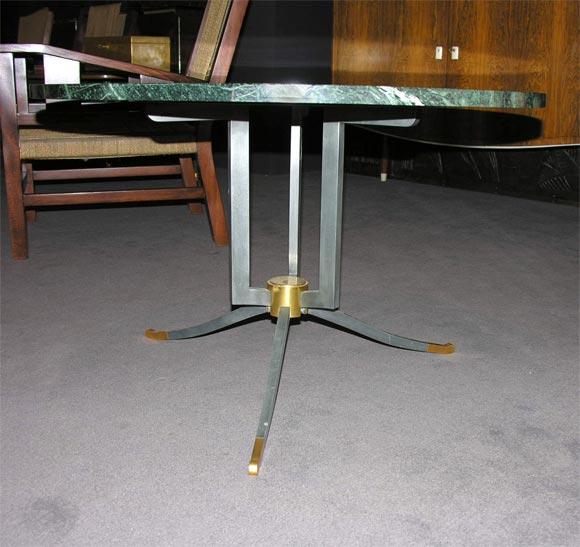 20th Century Jules Leleu, Coffee table, France, c. 1960