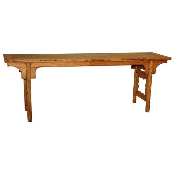 Large Provincial Altar Table