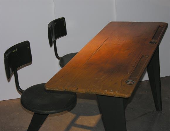 Jean Prouve Desk 5