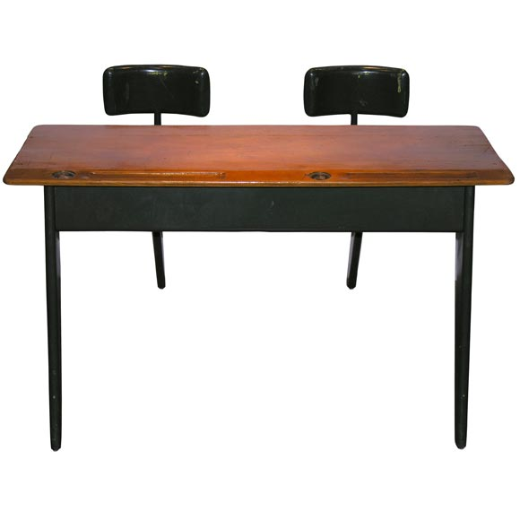 Jean Prouve Desk For Sale